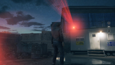Volumetric light shafts appear similar to Alan Wake and in some situations, manage to overcome the lower precision used.