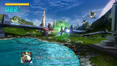 Star Fox Zero runs at a native 1280x720 on Wii U, while pushing a separate 854x480 output to its GamePad - no small feat for the console.