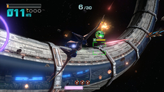 Visual direction in Star Fox Zero is strong, and while not every level matches Corneria's vivid palette, there's plenty of variety between each stage.