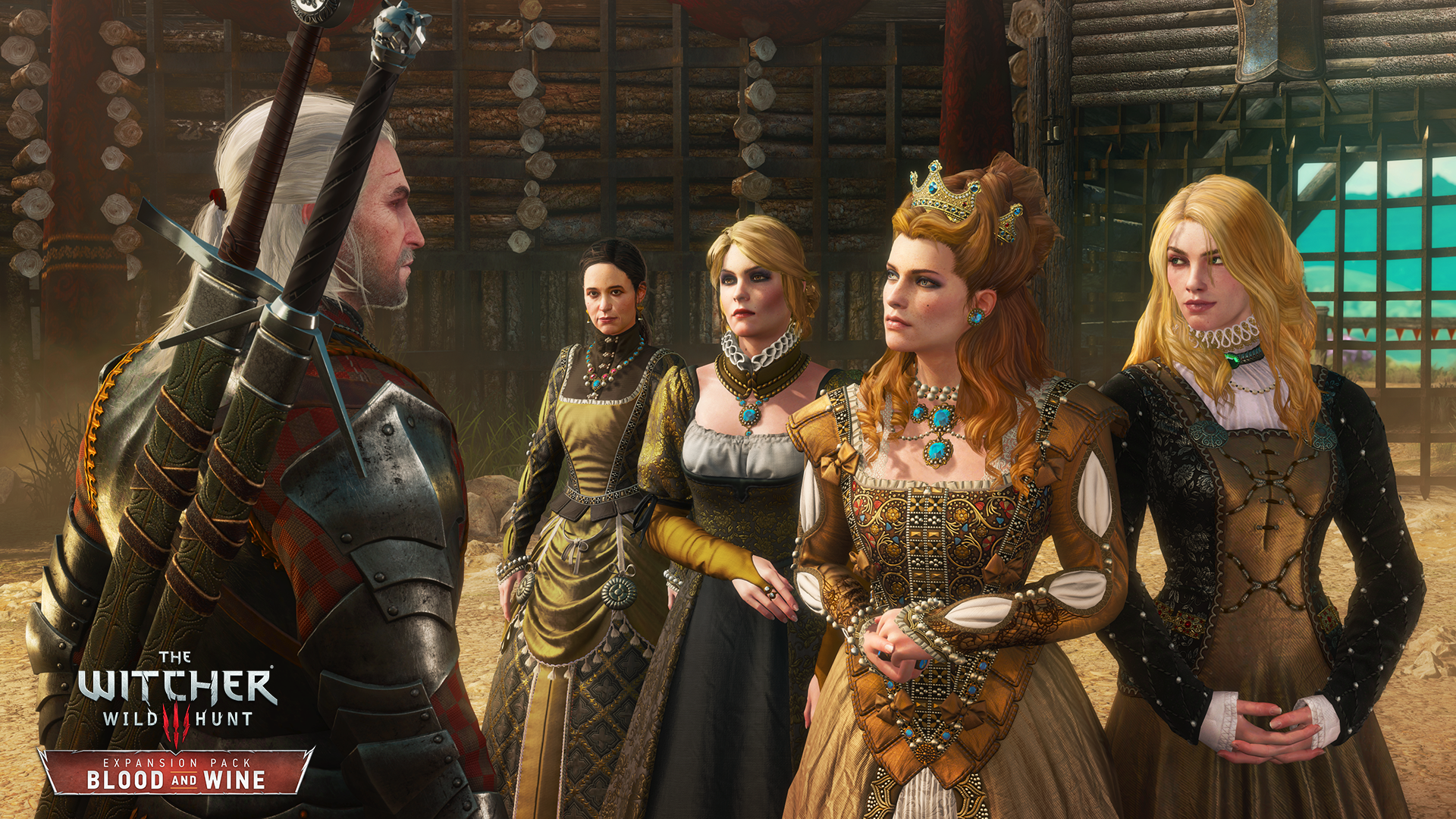 The Witcher 3 Wild Hunt (PS4, PC &