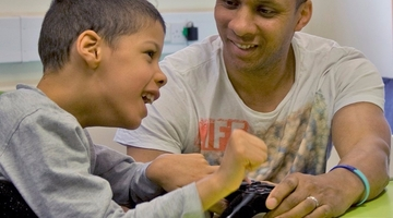 SpecialEffect aims to raise �150,000 with GameBlast weekend