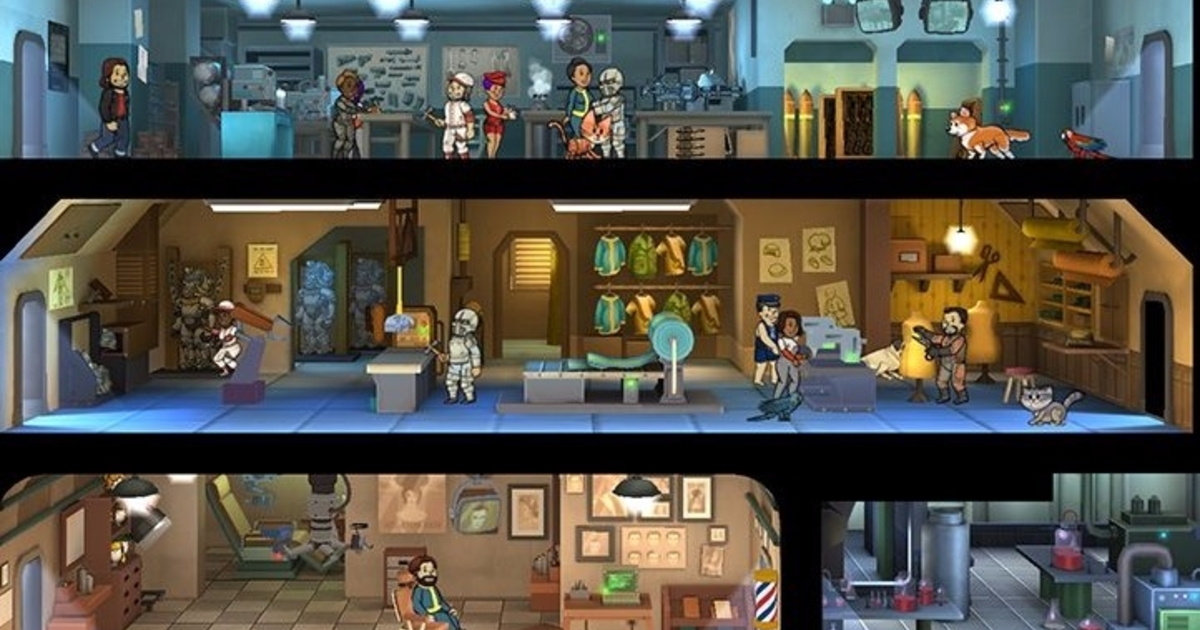 """Fallout Shelter receives its """"biggest update yet ..."""