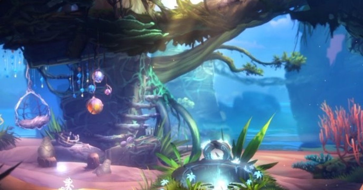 Ori Blind Forest Definitive Xbox One