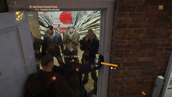 You Can Block People S Progress In The Division By