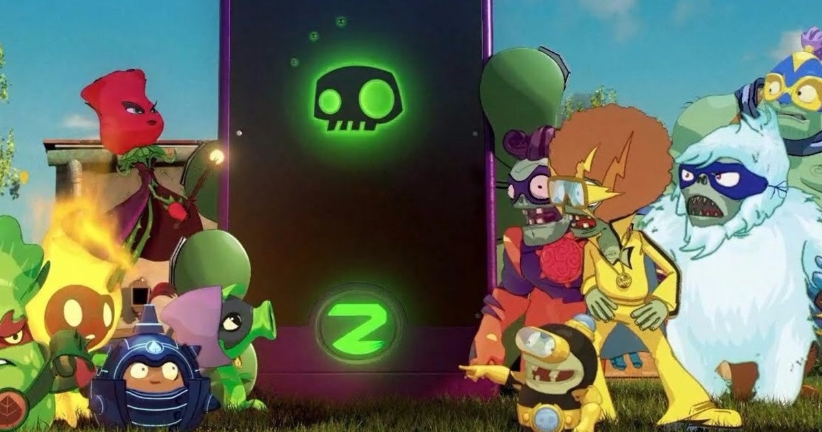 Plants Vs Zombies Heroes Collectible Card Game Announced