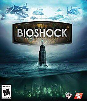 Bioshock The Collection-omslag