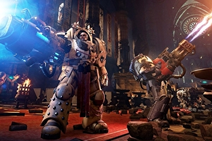 Space Hulk: Deathwing actually looks really good