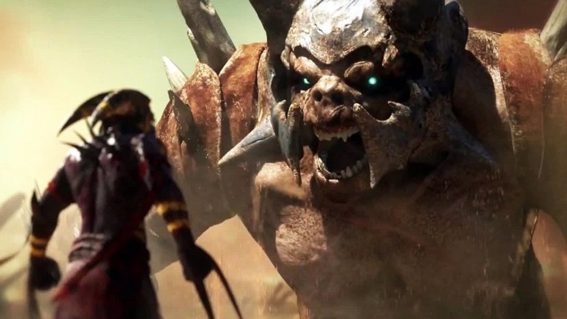 Watch: Ian plays the PS4 exclusive Shadow of the Beast remake