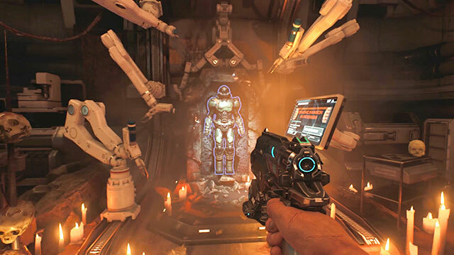 DOOM is What You Get When You Do Hell Research on Mars