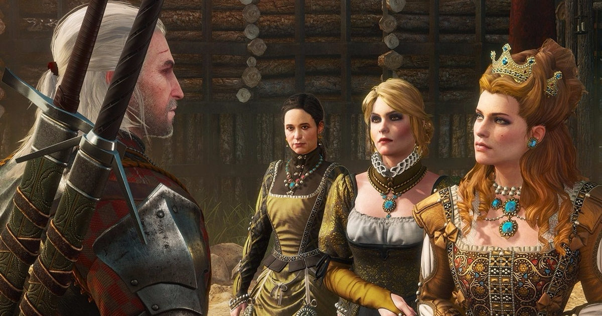 Watch: The first 30 minutes of The Witcher 3: Blood and Wine • Eurogamer.net