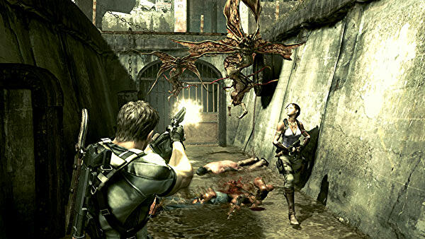 Resident Evil 5 For Ps4 And Xbox One Has A Release Date