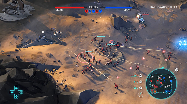 E3 2016: Let's Play Halo Wars 2 Multiplayer
