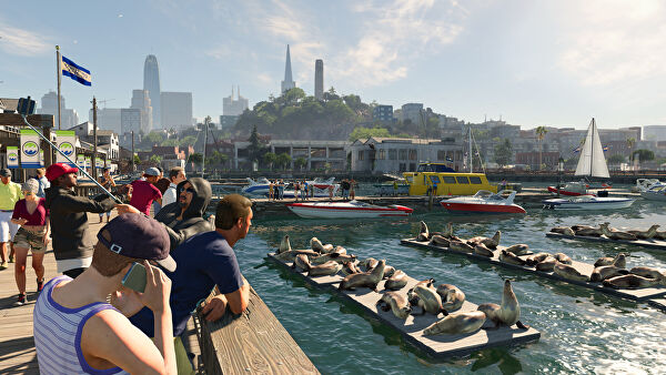 Watch Dogs 2 There are no towers  Eurogamernet