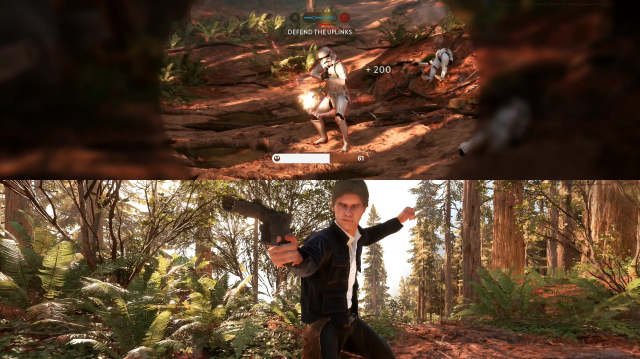 Star Wars Battlefront's New Skirmish Mode is Best Played in Split Screen