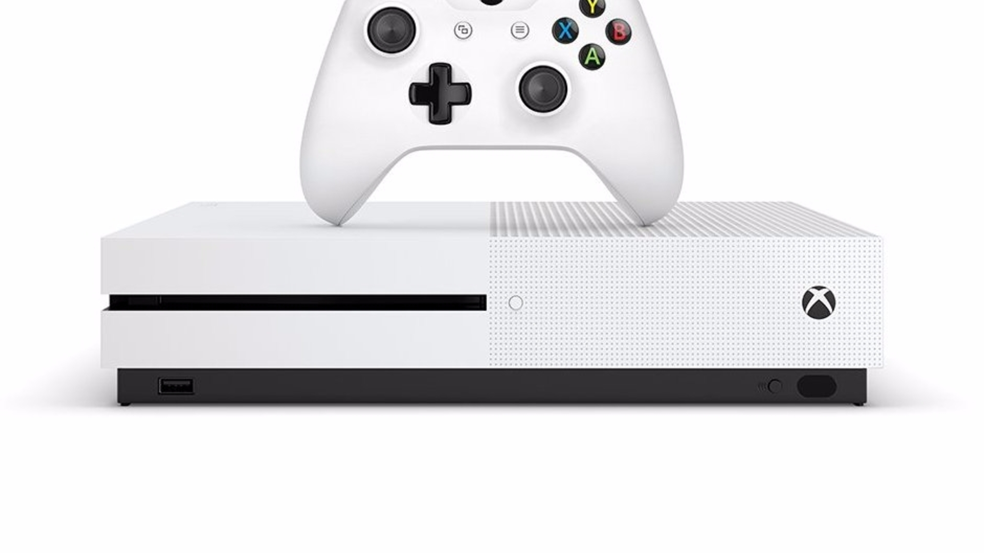 Microsoft Xbox One S Review This Hookup Diagram Shows The Ps3 Connected To A 51 Capable