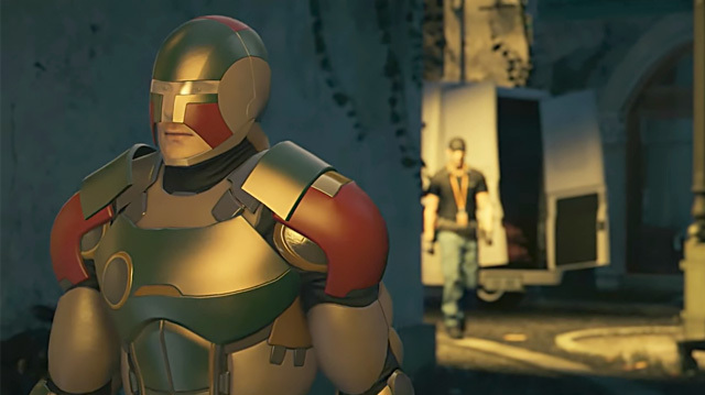 Hitman: Robot Kills Movie Star With Fire in Terrible Accident, Probably