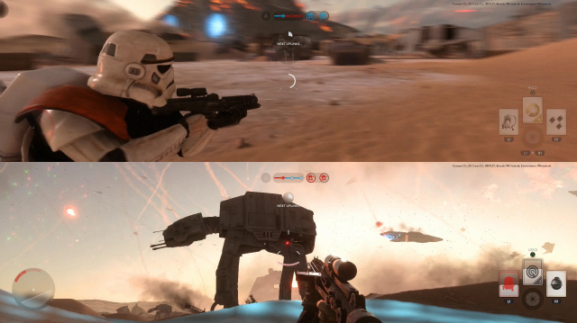 Star Wars Battlefront's Skirmish Mode is Just as Much Fun in Versus
