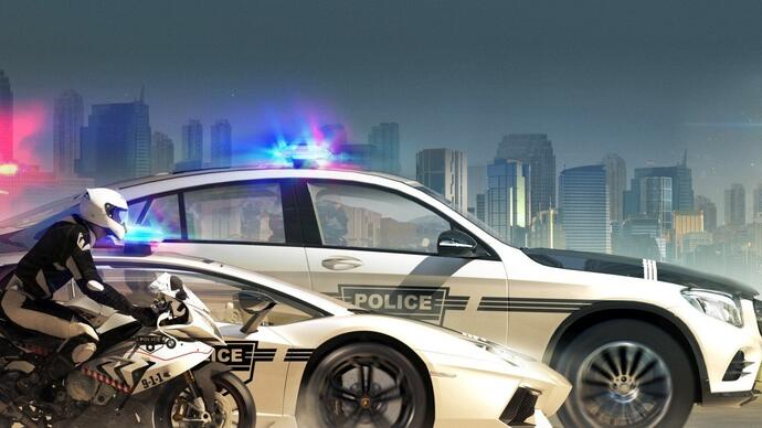 The Crew gets a police-themed expansion thisyear