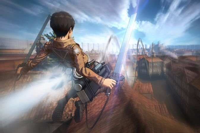 Attack on Titan / A.O.T. Wings of Freedom - Download