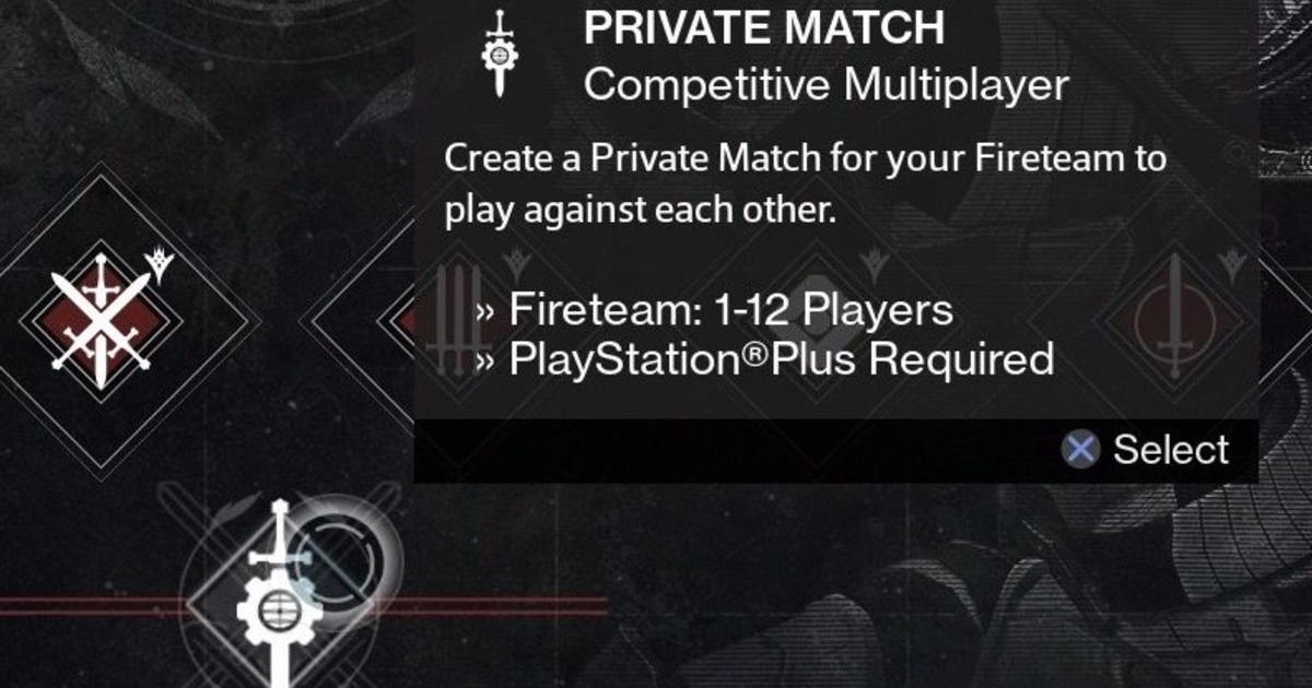 Destiny 2 Introduces Crucible Ranks and Private Matches Variety