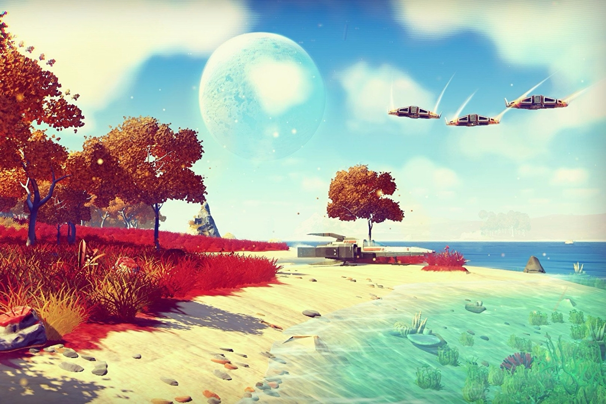 Advertising Standards launches investigation into No Man's Sky