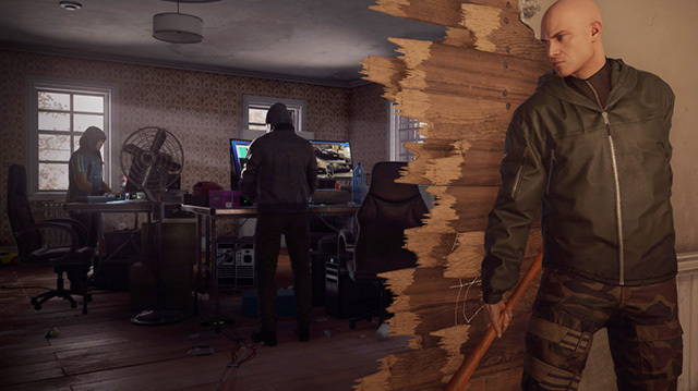 Hitman's Fifth Mission Takes Us to a Militia Camp in Colorado