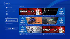 PlayStation 4 to get tournaments feature in collaboration with ESL