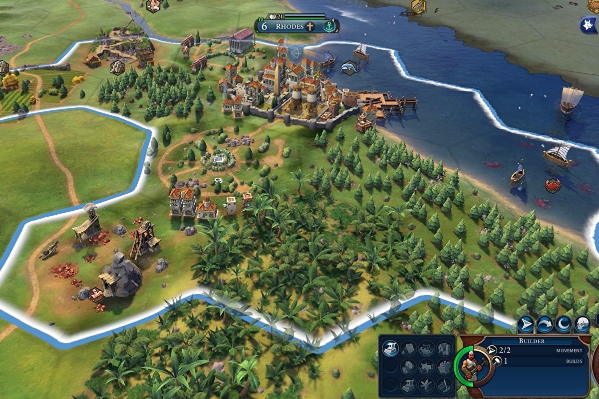 Civilization 6 Districts How They Work Best Tile