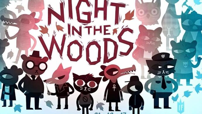 Night In The Woods release date set forJanuary