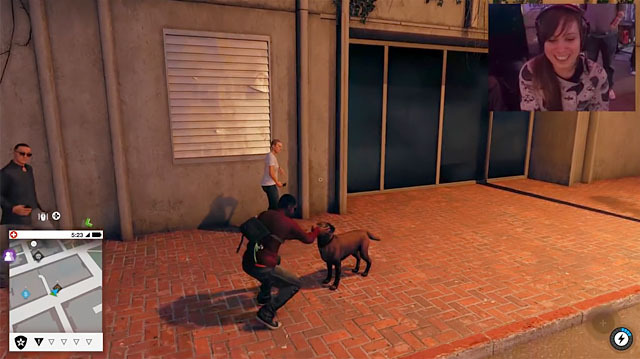 We Pet Actual Dogs in Watch Dogs 2 Co-op Gameplay