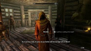With skyrim partners marriage pictures in 20 Best