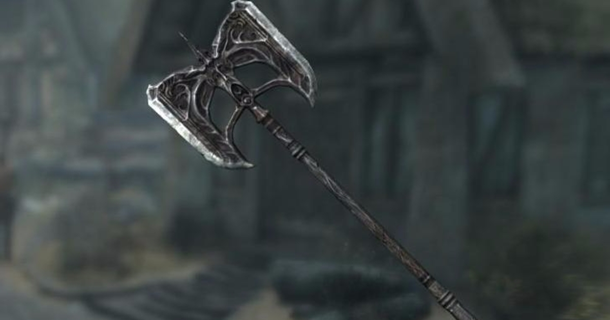 Skyrim best weapons ranked - best bow, sword, dagger and ...