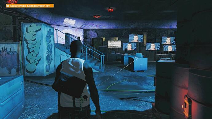 Watch Dogs 2 - Hacker War missions: Sabotage and Bunker Bust