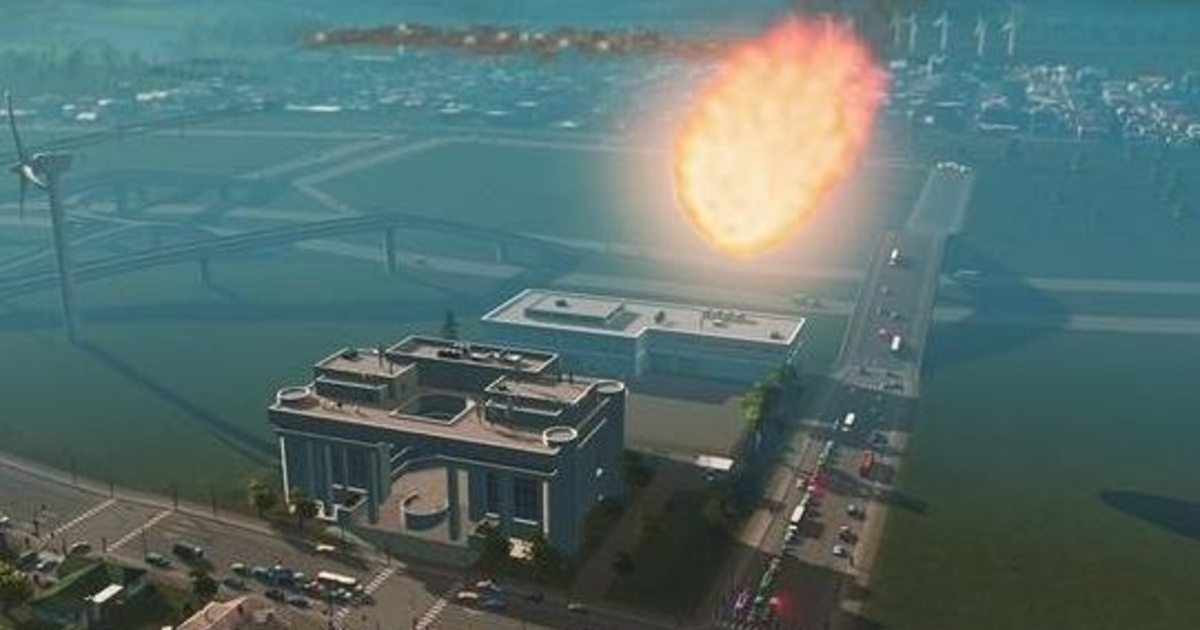 Cities Skylines Natural Disasters Mods