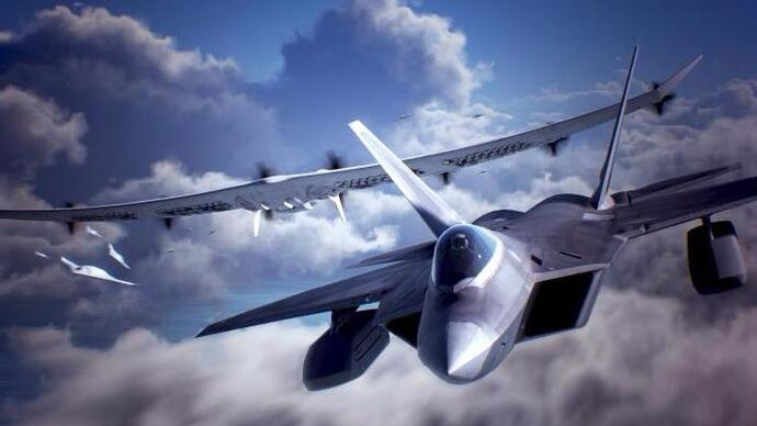 Ace Combat 7 per PlayStation VR si mostra in un filmato digameplay