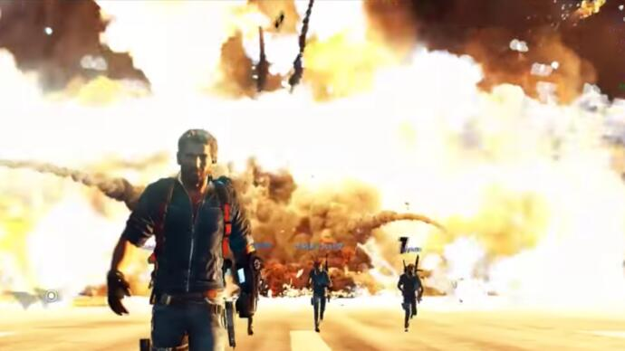 Just Cause 3 multiplayer mod now available inbeta