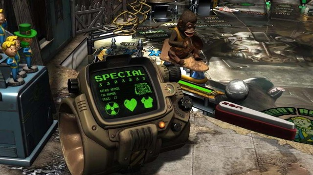 Fallout 4, Skyrim and Doom Go Pinball in Pinball FX2