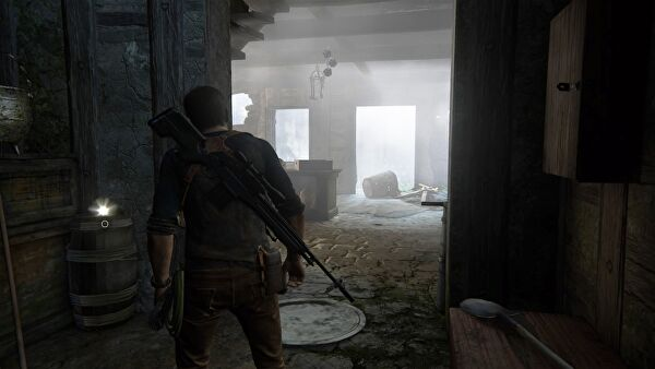 Uncharted 4: A Thief's End - Kapitel 14: Mit mir im ...  Uncharted 4: A ...
