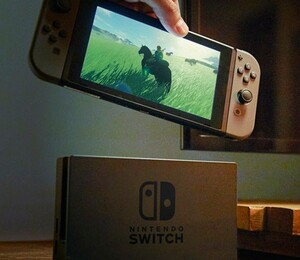 Every game coming to Nintendo Switch