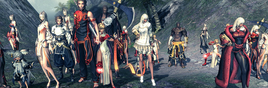 Blade and soul release date usa in Perth