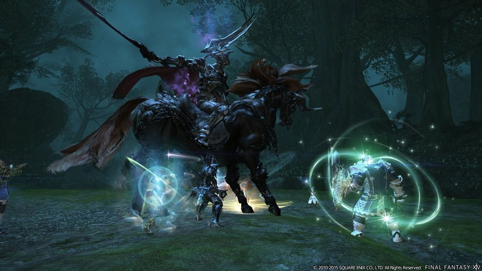 In an Era of Brand Uncertainty, Final Fantasy XIV is Quietly
