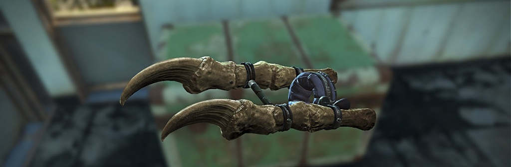 Fallout 4: Legendary Weapon Effects