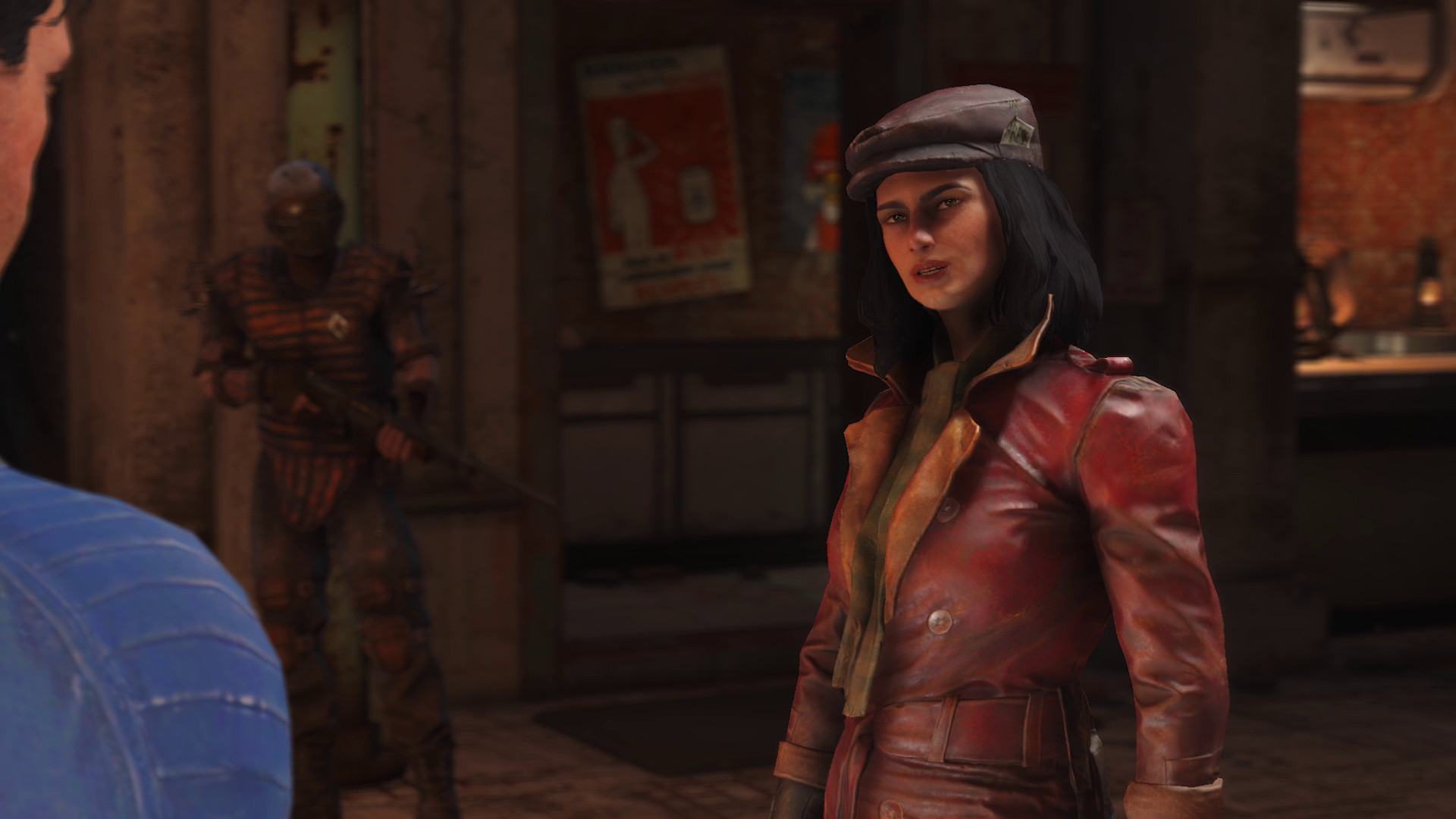 cait fallout 4 relationship perks