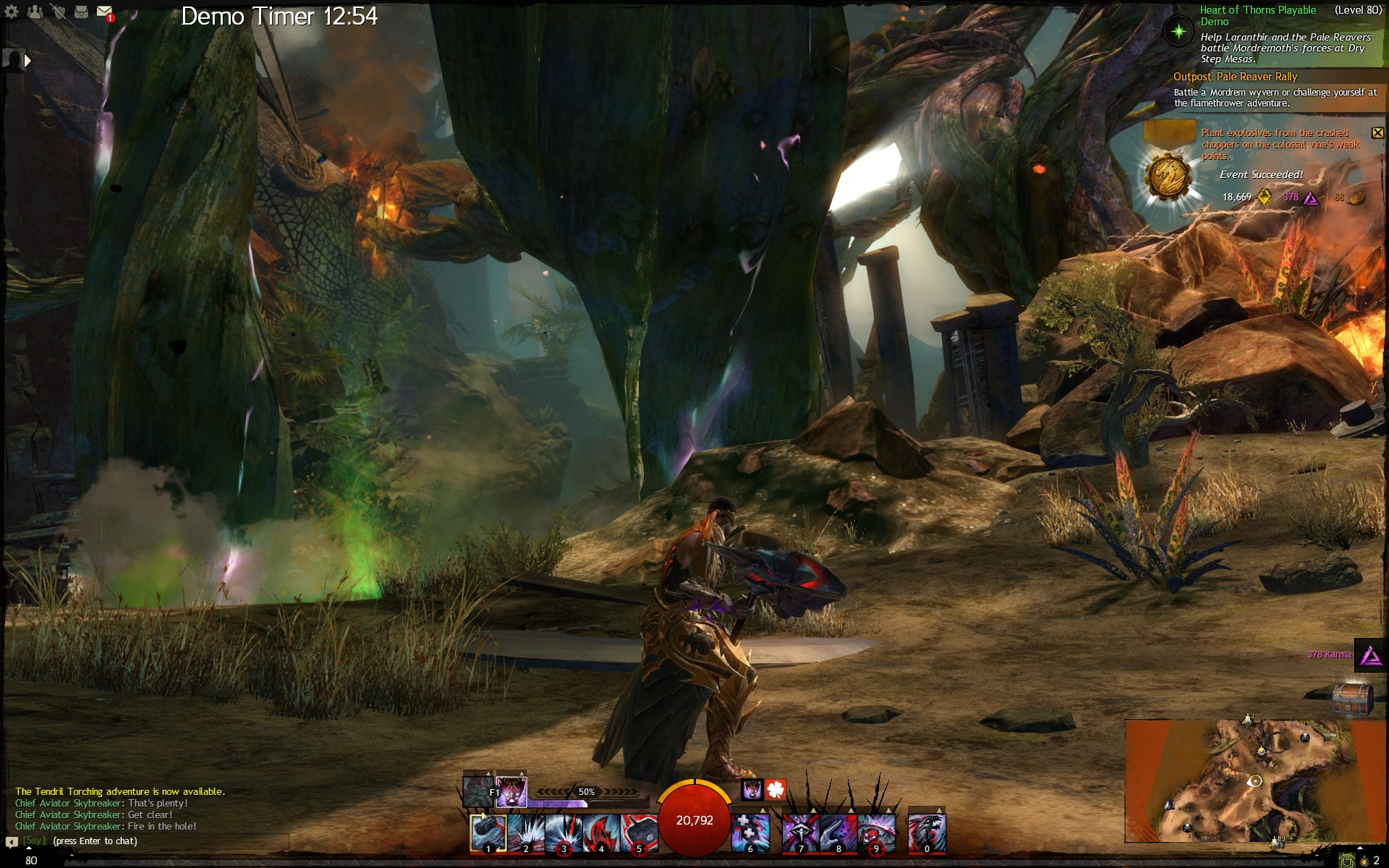 guild wars 2 types of pvp