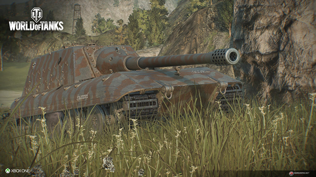 World of tanks xbox one release date in Australia