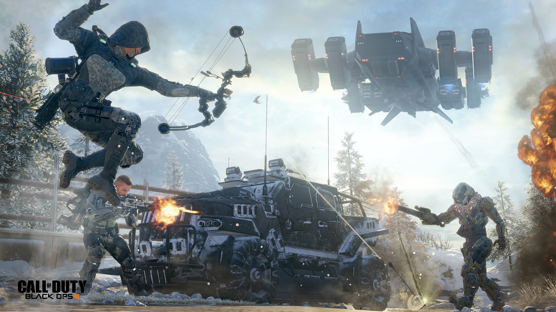 Call Of Duty: Black Ops 3 Specialist Guide