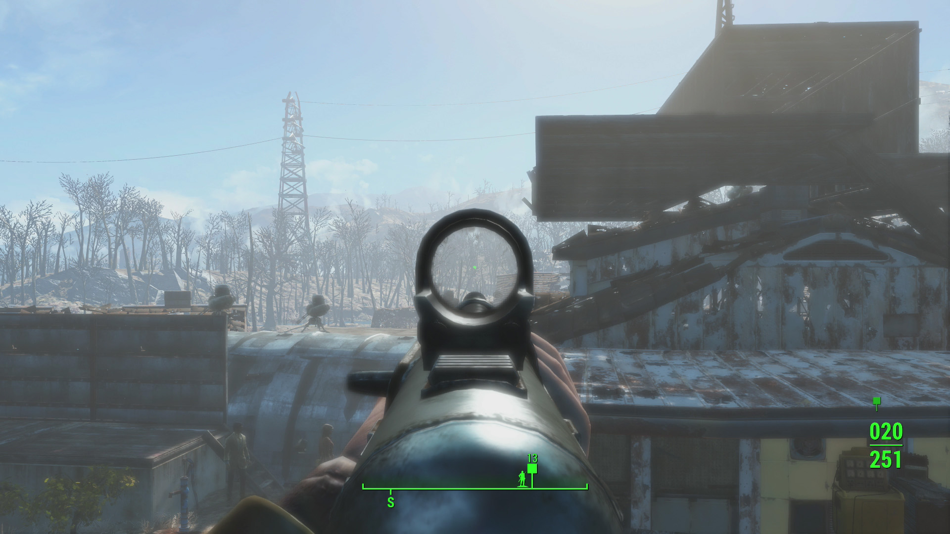 Fallout  I Have The Materials But Can T Craft Weapon