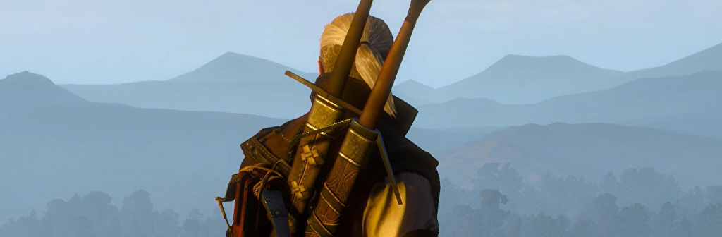 Witcher gets involved in a threesome with 2 medieval ladies - 5 9