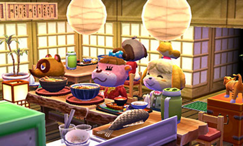 "Honestly, We Just Wanted Animal Crossing Amiibo"": Nintendo'S Aya"