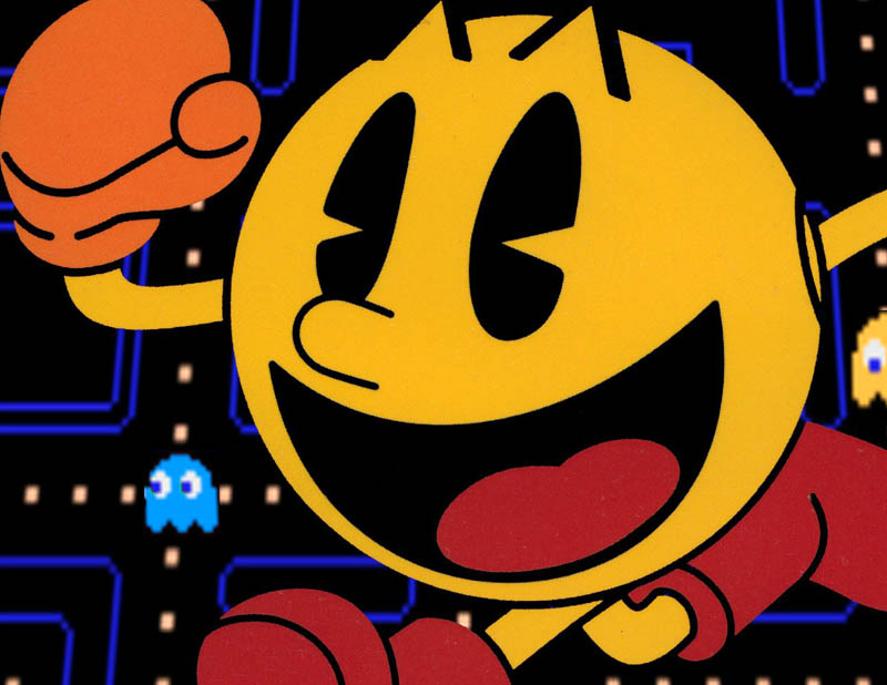 Pac Man S Kids Games